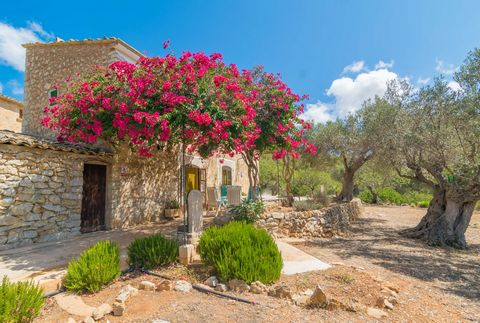 Welcome to this cosy and beautiful villa amidst mountains in s'Arracó. It sleeps 4 people. No matter wherever you look around, all corners in this wonderful mountain cottage emanate a special charm. One of them is the beautiful terrace -in front of a...