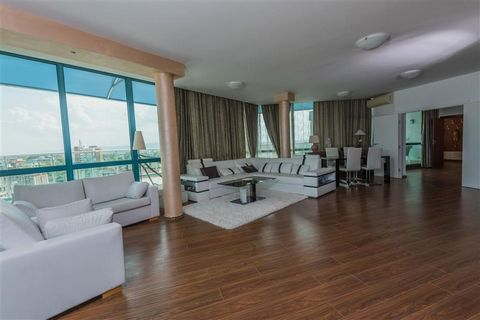 Euro Resales Property ID - 9825263 We present you a stunning apartment inside the luxurious 5 star hotel resort of Primorsko with a panoramic views on the sea, swimming pools, natural park, town and mountains. The north beach is 100 m away. The apart...