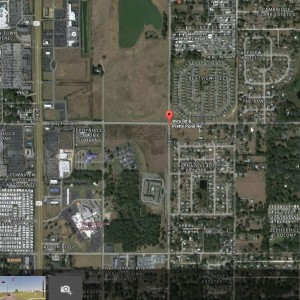 """Located in Zephyrhills. Attention Apartment Builders and Developers. This site is to be named """"Pretty Pond Estates."""" Truly ideal location. We have taken through zoning this 12 acre property located at the intersection of very busy Wire Road and Prett..."""
