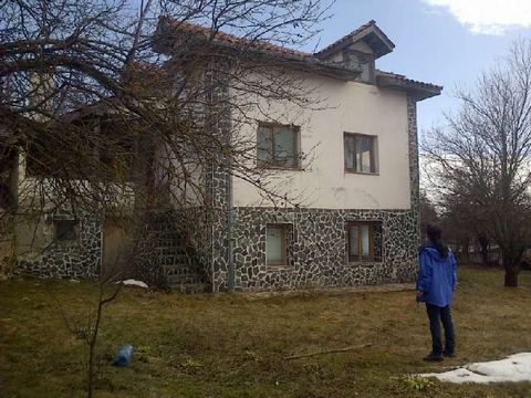 Private ResidenceObidimBanskoThis lovely Bulgarian house is located in the village of Obidim in the Bansko municipality of south west Bulgaria, about 22 km from the popular ski resort of Bansko. The house was completed 10 years ago and will be sold f...