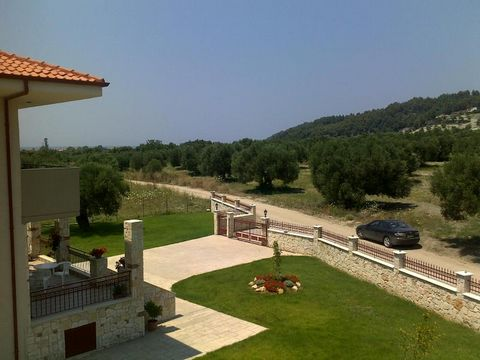 Odyssey Homes were completed in 2009 and are a group of 3 villas set in a very private location yet close to the beach and village centre with many amenities. They are located between the villages of Skala Fourka and Fourka in the Macedonia region of...