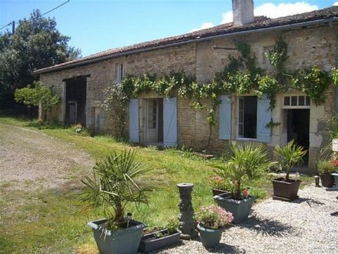 Superb 3 Bedroom House in Charente France Euroresales Property ID – 9824941 Property information: This excellent property is a 3 bedroom semi-detached house located in Champagne-Mouton, Charente, Poitou-Charentes, Area 16 France. The property include...