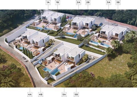 Moderna villa adosada de 3 dormitorios en Moraira (Costa blanca), con piscina privada y vistas abiertas a tan solo 1.6 km de playa. Esta moderna villa adosada de 176 m2 se encuentra en una tranquila y exclusiva zona residencial, a 1.6 km de Playa del...