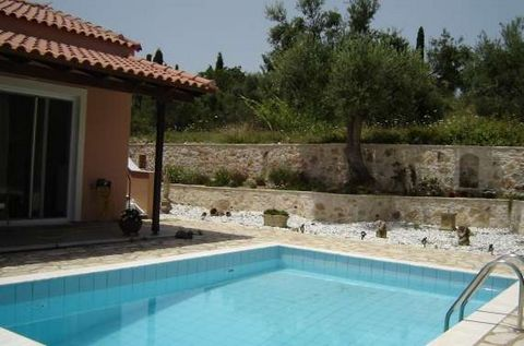 Guy's Spiti is a detached bungalow located in the village of Kakorrevma, 2 km from the village of Chrani and the sea. It is set in the Messinia region of Greece only 40 km from Kalamata Airport and 45 km from the city of Kalamata itself.The property ...