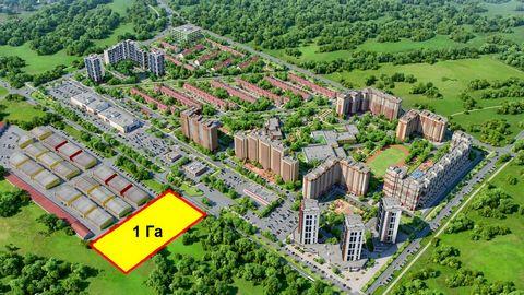 ЗЕМЕЛЬНЫЙ УЧАСТОК ПОД КОММЕРЧЕСКУЮ ЗАСТРОЙКУ В РАМЕНСКОЕ МЕСТО РАСПОЛОЖЕНИЯ: -В черте города Раменское, Московская область,на первой линии улицы Донинское шоссе. (кадастровый номер 50:23:0020262:107) ХАРАКТЕРИСТИКИ УЧАСТКА: - Площадь - 100 соток. - И...