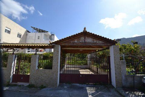 Located in Ierapetra. This is a beautiful one bedroom house in the traditional Cretan village of Pano Chorio, Ierapetra Lasithi, Crete, The 80 square meter house stands on private, fenced land of 266m2. The stone house comprises a living room with a ...