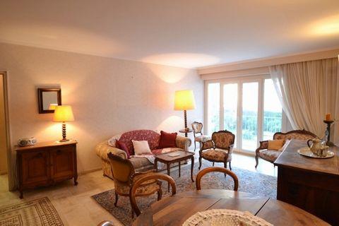 Résidence sécurisée de grand standing, situé sur le Boulevard de la Croisette, Appartement de 2 pièces de 67 m², jouissant d'un environnement calme, I