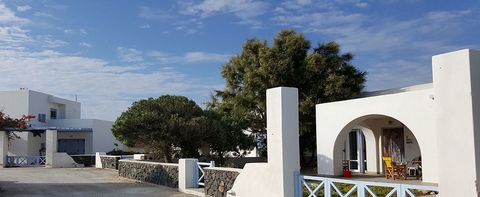 This residence complex is situated on the east coast of the island, only 200 meters from the best sandy beach of the island, the Monolithos-Kamari beach, and within easy reach of Santorini Caldera undoubtedly one of the natural wonders on planet eart...