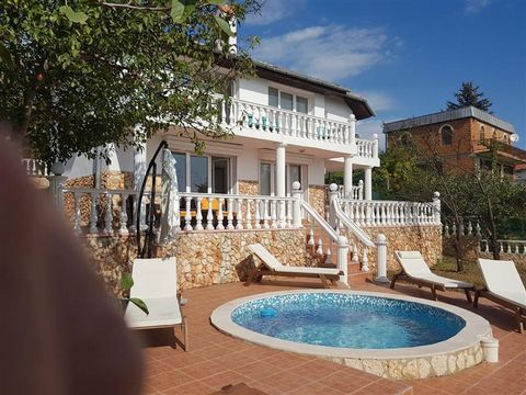 Stunning 3 Bedroom Villa in Bulgaria Euroresales Property ID- 9825275 This Stunning Property is situated in the Bulgarian City of Balchik and has panoramic sea views and only walking distance from the sea Interior Facilities: Three Bedrooms Two Bathr...