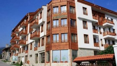 Evergreen Hotel is a 3* complex located in the ski resort of Bansko. The hotel is close to shops, bars and restaurants and is a 15-min walk to the centre of the town where there is a wider variety of amenities. It is also only a short walk to the gon...