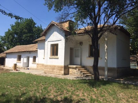 This is a 3-bedroom bungalow for sale in the village of Stan close to the town of Novi Pazar in the Shumen province of Bulgaria. Stan is located in the north-east of the country and is set in a hollow between the Shumen, Ludogorie and Provadiya plate...