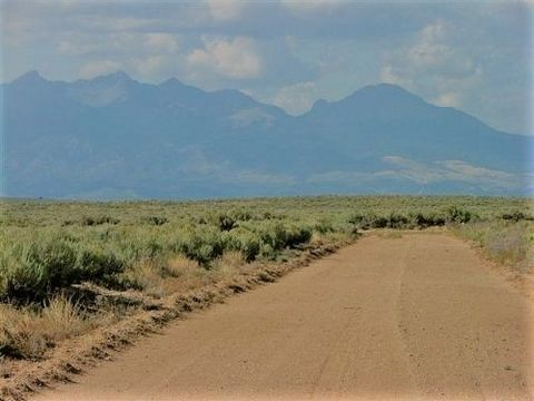 Located in Blanca. Make Your Weekends Great Again When You Own This 10 Acre Property in the Colorado Mountains! This 10 acre property is a rare and affordable find at the base of Mt. Blanca. You can wake up each day watching the sunrise over the moun...