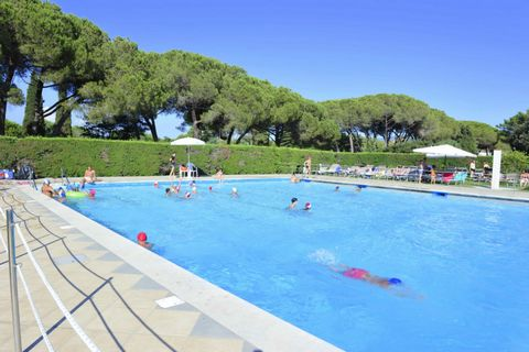 The village located in Baia Domizia consists of 180 apartments well equipped, for 2 to 5 or more persons. The village is discreetly set in 18 acres of a natural pine wood forest. With a supermarket and shopping center just outside the village gates, ...