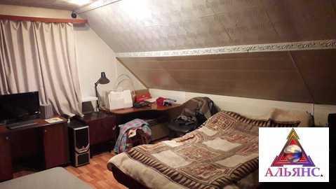 Лот №K4093976. Сдается второй этаж дома с отдельным входом в г.Обнинске, пос.Обнинский. Общая площадь 45 кв.м, две комнаты, кухня, совмещённый с/у. Имеется вся мебель и бытовая техника. Цена +свет.