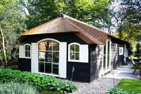 "This beautiful holiday park ""Vrijrijck De Heivlinder"" is situated in one of the most beautiful locations in the Netherlands, in the middle of the beautiful Veluwe nature and near Ermelo. Here you will find charming holiday houses with all luxury and ..."