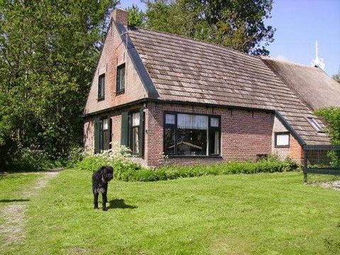 At the foot of the Lauwersmeer National Park you will find the unique holiday farm of