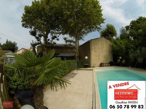 Drôme, à Valence, je vous propose les murs d'un fonds de commerce très connu sur le secteur. Ce bien de 400m² est composé actuellement d'un grand res