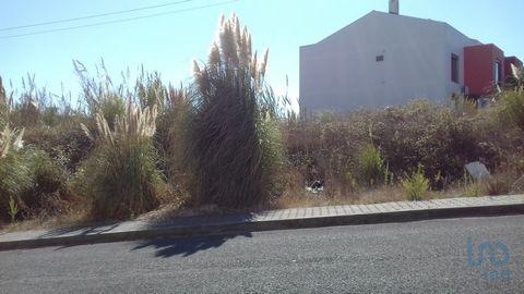 Vende-se Lote de terreno destinado à construçao urbana .Excelente localização virado a sul, vista sobre Cadaval e serra do Montejunto em fundo, a 2mn da escola a pé e 40mn de Lisboa via A8. #ref: 9841