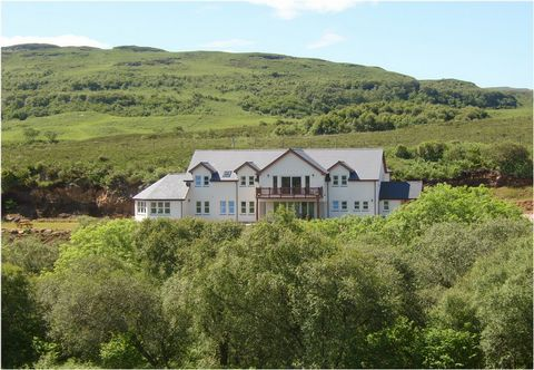 CCL are delighted to offer the opportunity to purchase the stunning Killoran Guest House. A 4-Star Gold family run Guest House overlooking the picturesque village of Dervaig on the northwest coast of the Isle of Mull. Offering the warmest of welcomes...