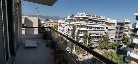 This spacious property is 173 sqm. It is located on the 4th and last floor of a nice apartment building in a very beautiful and area of Athens. It offers 3 bedrooms, plus an office room, a huge living room, a separate kitchen and two bathrooms. It is...
