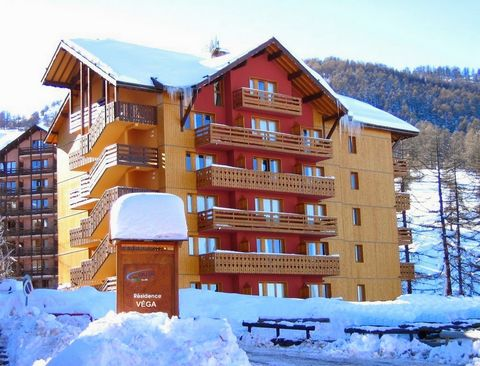 Situated in the preserved Hautes-Alpes department, it has one the largest ski area in the Southern Alps: La Forêt Blanche. La Forêt Blanche ski area, which connects Risoul and Vars ski areas, spreads over 185 km of marked and secured slopes. 83% of t...