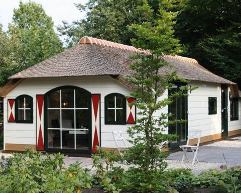 "This beautiful holiday park ""Vrijrick De Heivlinder"" is situated in one of the most beautiful locations in the Netherlands, in the middle of the beautiful Veluwe nature and near Ermelo. Here you will find charming holiday houses with all luxury and c..."