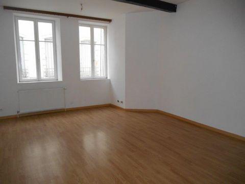 TOUL Centre ville, appartement de rapport DUPLEX p