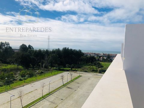 Excellent T2 + 1 DUPLEX apartment in the final stages of finishing, with completion scheduled for March 2021. Development in a residential area and with good green areas. The apartment consists on the 1st floor of a living room with a south-facing ba...