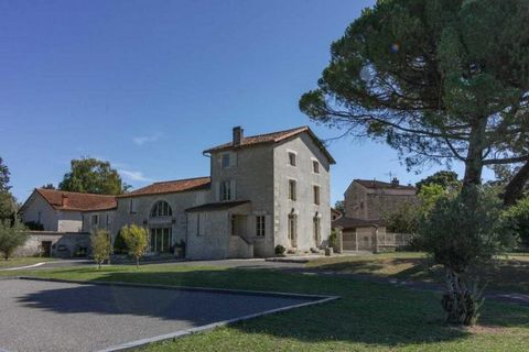 Property Features Bedrooms : 5 Bathrooms : 2 Reception Rooms : 3 Plot (m2) : 5417 Habitable area (m2) : 380 Gîte : Yes Swimming Pool : Yes Outbuildings : Yes State of Repair : Good Drainage : Mains drainage Heating system : Heat-exchange system Taxe ...