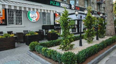 Restaurant Chisinau is a popular restaurant located in the centre of Chisinau, the fabulous capital city of the Republic of Moldova. Chisinau is the main industrial and commercial centre of the country and is located on the River Bic. The owners boug...