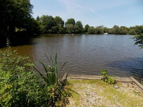 Fantastic Carp fishing lakes with 4 properties providing income A very popular and well established enterprise comprising of a 6 acre lake, another of 5.5 acres and a 1 acre stock pond with all the fish microchipped. Included are 4 separate propertie...
