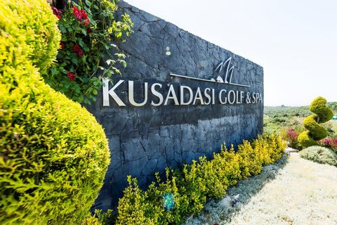 2-bedroom apartment for sale in the Kusadasi Golf and Spa Resort fully furnished Kusadasi Golf andamp; Spa Resort is a beautiful complex located just outside the popular holiday resort of Kusadasi. The complex attracts lots of families and has many f...