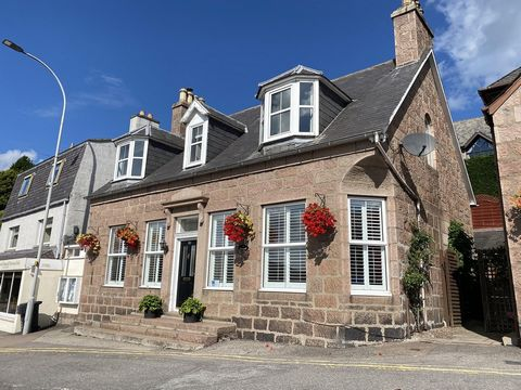 CCL Property are delighted to bring to market the welcoming Towerbank Guest House. The property comprises of a detached home with three self-contained apartments, located in the heart of Banchory. This turnkey property has proven to be a success and ...