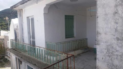 Mesa Mouliana A village house on two floors, in Mesa Mouliana. The ground floor is 45m2 and consists of two rooms and a store room. It is in need of part renovation. Outside there is a concrete staircase leading to the upper floor. The upper floor is...