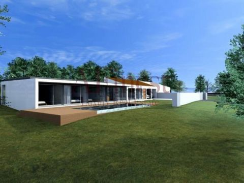 Land with approved project 1 walk 300 m ² built 3 bedrooms 4 bathroom parking space included in price secondhand/to retrieve South Orientation Energy Rating: In progress #ref:C1607/18