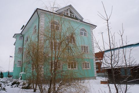 POSSIBLE FOR NEW YEAR! For rent. The cottage is 21 km from MKAD highway Nosovihinskoe cottage settlement