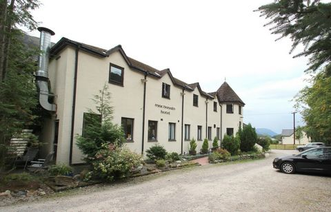 CCL Property are delighted to bring to market the truly wonderful MacDonald Hotel and Cabins, with 11 en-suite letting rooms, 9 fully equipped log cabins and camp site. Located 40 yards from the West Highland Way with the most breath-taking views, th...