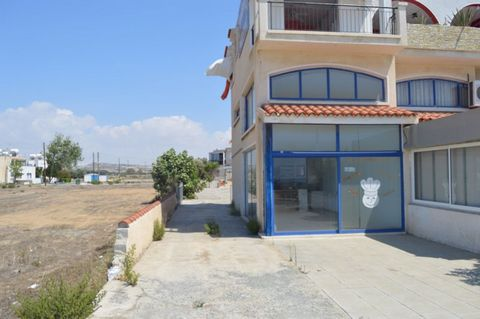 Shop on Dhekelia Road with Title Deeds Superb oppurtunity to purchase a shop in a prime location on the seafront at a competitive price. Shop based over two floors, ideal location for fast food outlet. The ground floor is the main area, upstarirs cou...