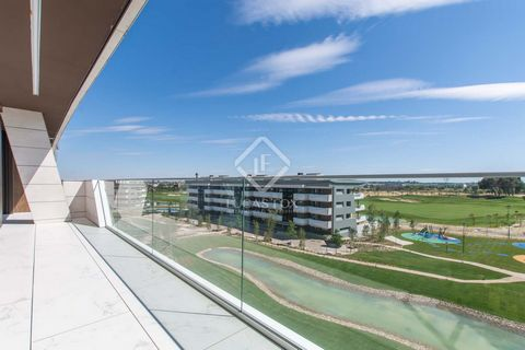 Lucas Fox is proud to offer this unique rental opportunity, a brand new second floor apartment in this prestigious project of the La Finca real estate group, offering exceptional design and ultra-high specifications. The property is ready for occupat...