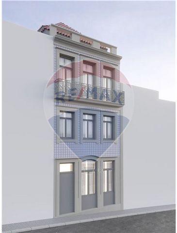 Descrição Apartamento T 0 duplex, ao nível do terceiro andar traseiras com varanda e com otimos acabamentos. Inserido no Empreendimento FREIXO 1788, no PORTO, numa excelente relação qualidade/preço aliada a uma otima construção e acabamentos, permiti...