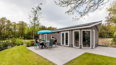 This recreation park is hidden in the forests of Gelderland, near the city of Apeldoorn. The perfect location for beautiful walking and cycling trips. The Hoge Veluwe National Park is approximately 8 km from the park. Children will also have a great ...