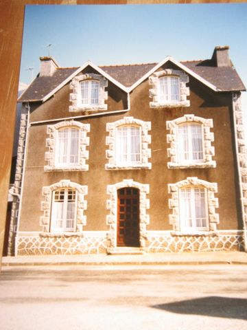 The property for sale is a solid two-bedroomed house in the centre of the pretty village of Collorec, Brittany, North-West France. Local amenities include shops, cafes and bars as well as a village school, church and camping facilities near a lake. A...