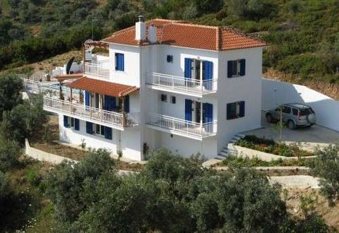 This beautiful villa located on the Skiathos Island in the Sporades has come up for sale and is a fabulous family property with total privacy. It is in the Pefkorahi area of the island and the nearest beach, although not the best beach, is 30 mins wa...