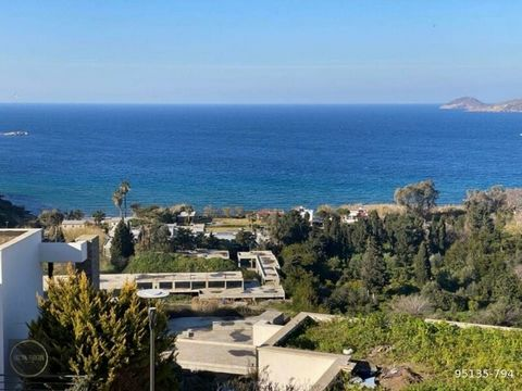 Bodrum Gümüşluk Yalikavak Between 200m Distance to the Sea Zero Residence Apartment, Private Beach Use, Our Apartments with Large Garden With SeaFront View ... In summer, golf cart service to the beach is 3+1, 3 bathrooms. Ground Heating, Central Sys...