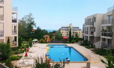 The studio apartment is located in a gated complex in Byala coastal town - near the central alley, where everything is within walking distance - the beach, supermarkets, shops, restaurants. The complex is built in the shape of a horseshoe with a fenc...