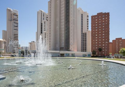 Stay in Benidorm and enjoy a city break and seaside holiday all in one, both in winter and summer. Partially refurbished in 2013, the Benidorm Levante holiday residence extends over 20 floors in a lively district with restaurants, bars and shops righ...